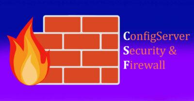 آموزش نصب فایروال csf بر روی لینوکس
