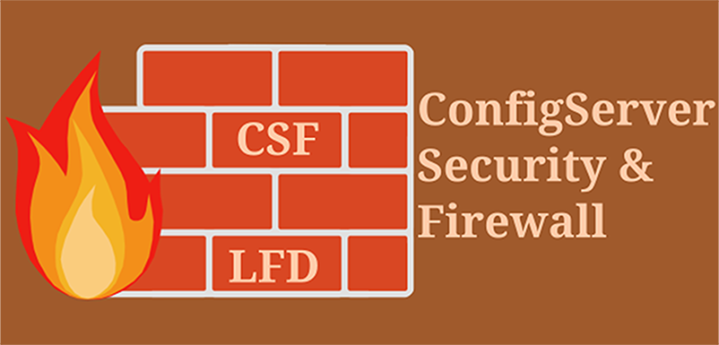 نصب فایروال csf