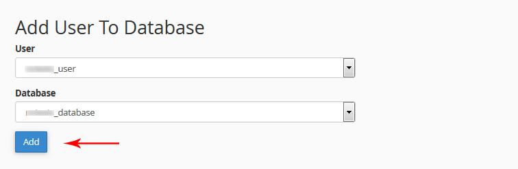 add user to database-آموزش ساخت دیتابیس در mysql