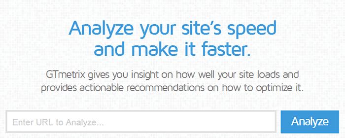 gtmetrix-تست سرعت سایت
