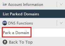 parked domain-فع خطا the domain already exists in the apache configuration