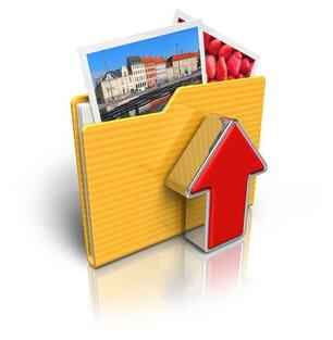 تغییر مسیر آپلود فایل در وردپرس