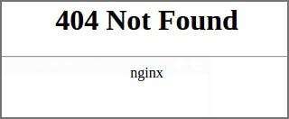 hide-مخفی کردن ورژن nginx