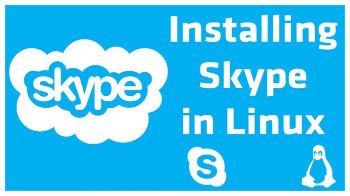 آموزش نصب skype در اوبونتو