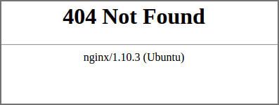 version-مخفی کردن ورژن nginx