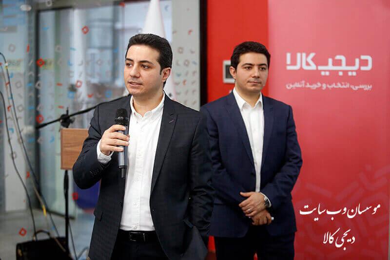 برادران محمدی دیجی کالا و کسب درآمد اینترنتی فراوان